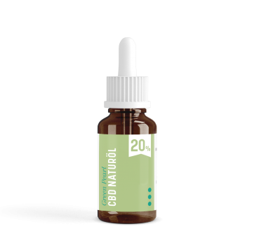 CBD ÖL Minze 20% (2000mg)